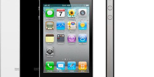 iPhone 4. Ma już 2 aparaty i 4x lepszy ekran