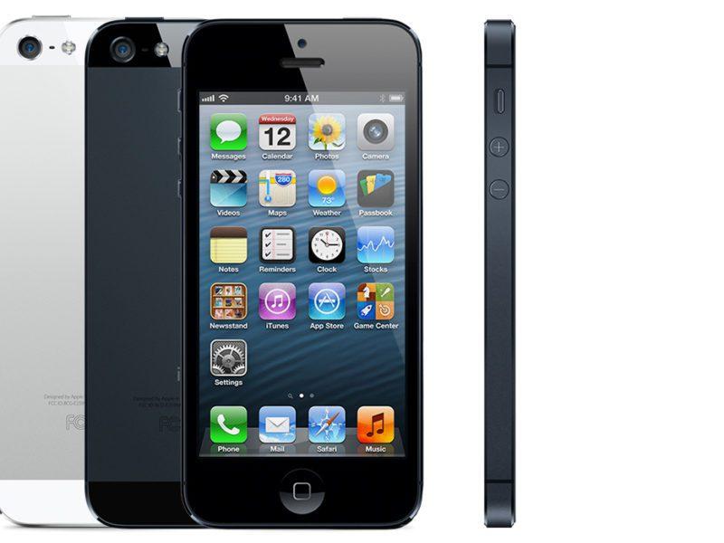 iPhone 5. Rozpędza się jeszcze bardziej i zmienia design