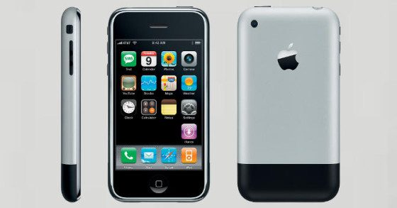 apple iphone 2g 1st generation