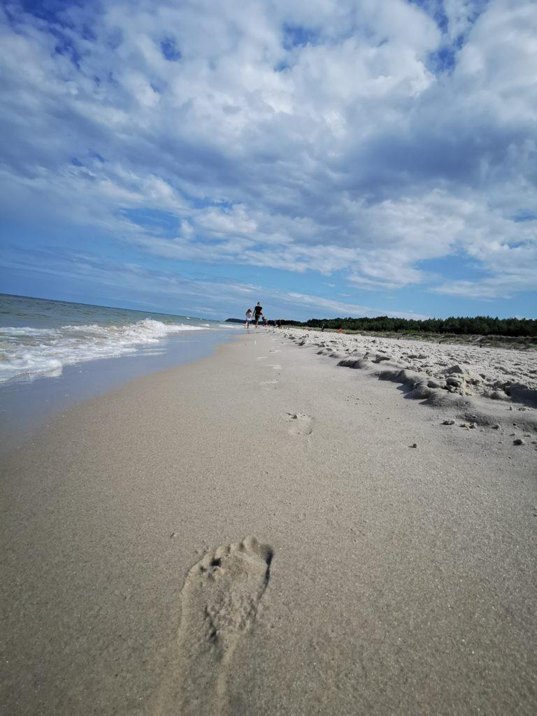 Huawei Mate 20 zdjęcie wybrzeża morskiego