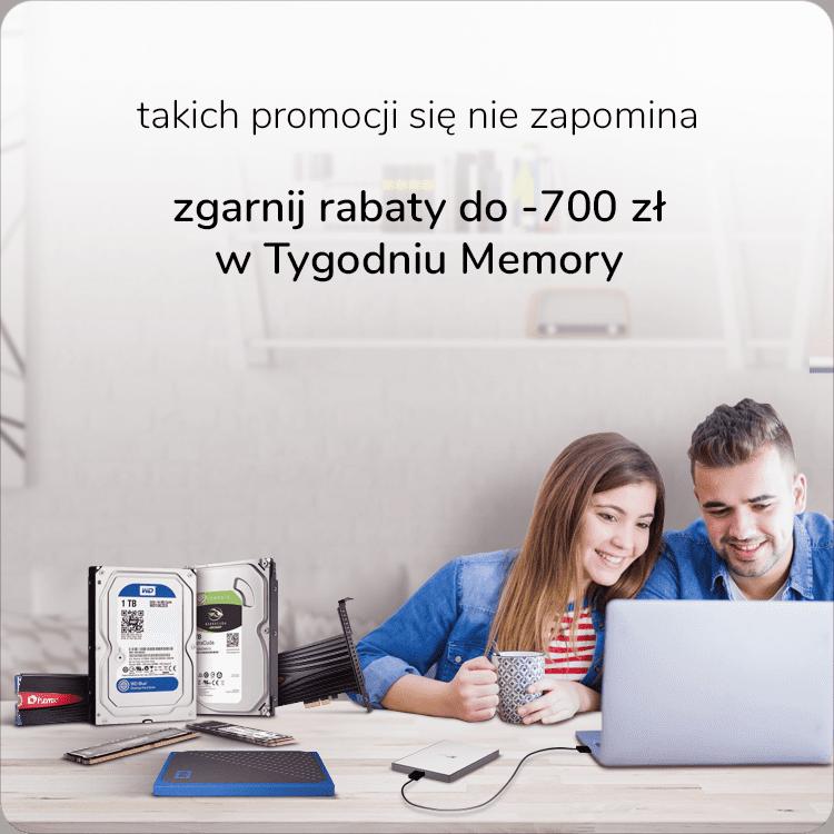 promocja memory x-kom