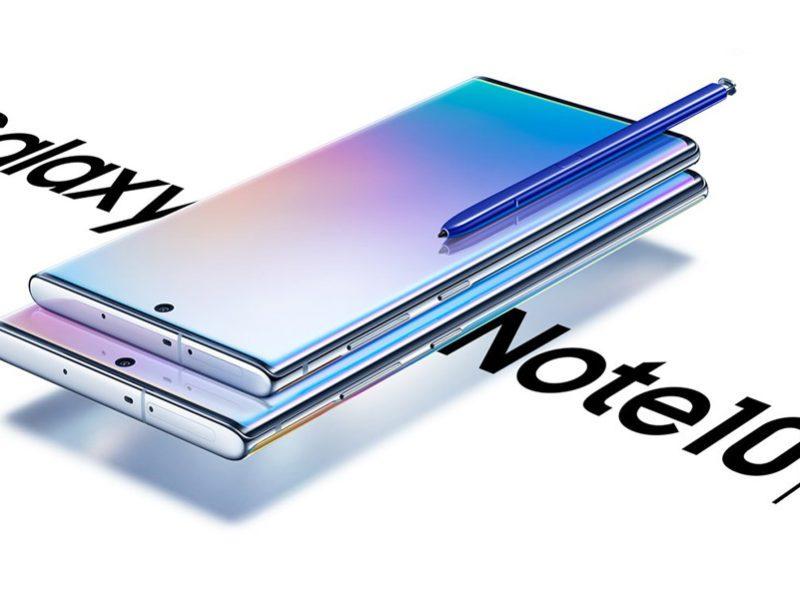 Samsung Galaxy Note 10 — czym różni się od Galaxy Note 9?