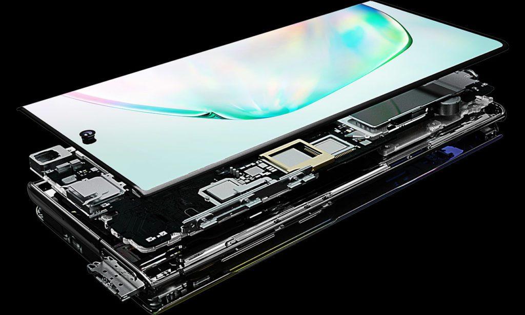 Procesor Galaxy Note 10