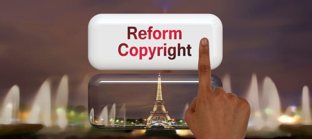 Reforma prawa autorskiego