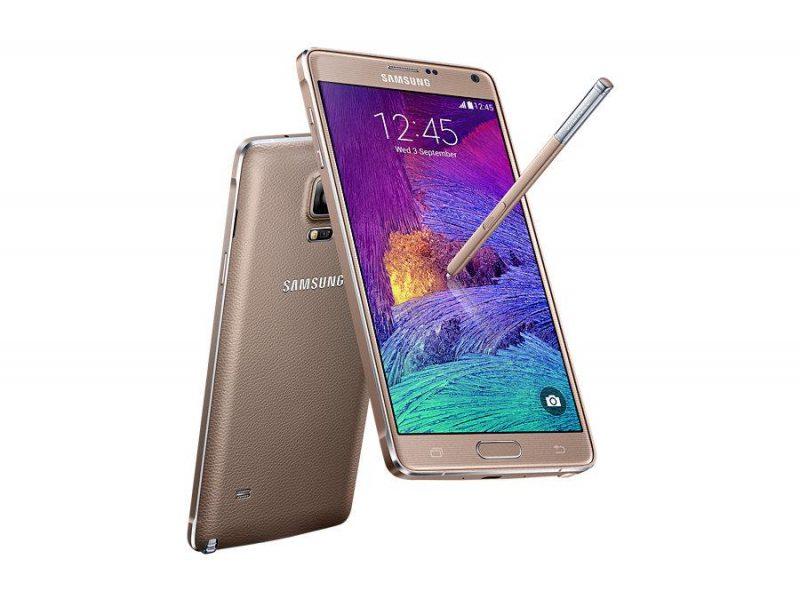 Samsung Galaxy Note 4 ekran Super AMOLED