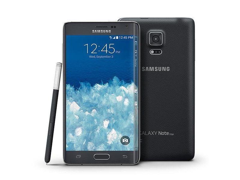 Samsung Galaxy Note Edge. Totalne przegięcie z ekranem