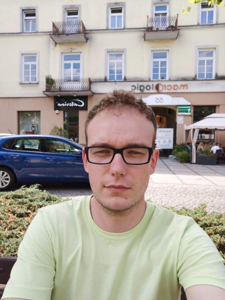 Huawei Mate 20x selfie 24 Mpix
