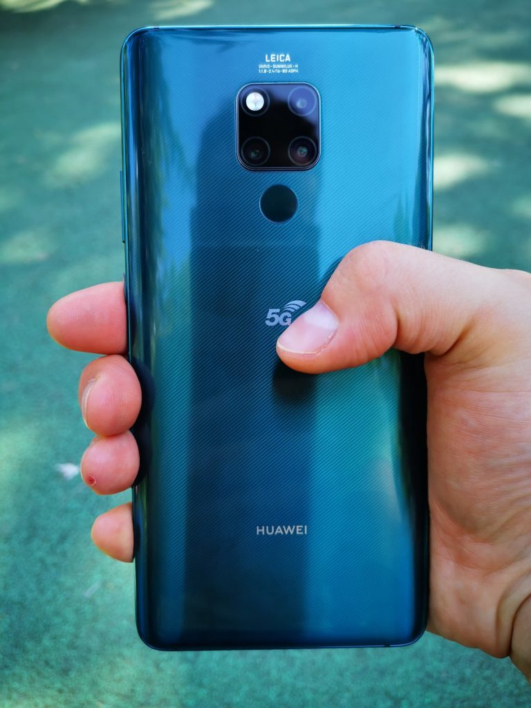 Huawei Mate 20x aparat główny