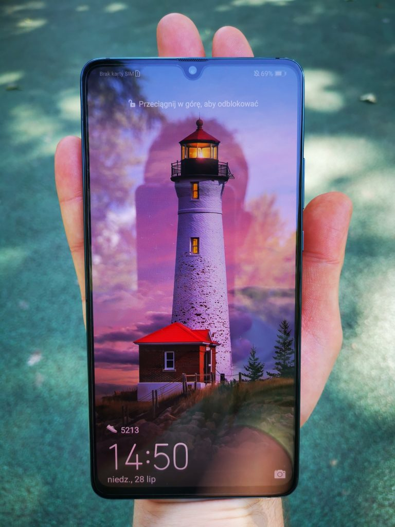 "Huawei Mate 20x ekran OLED 7,2"""