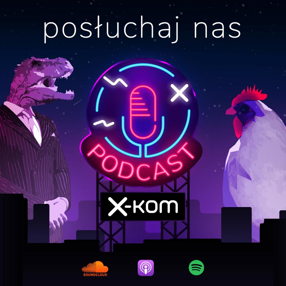 x-kom podcasts