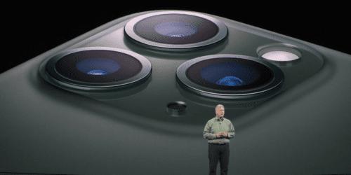 """""""Takie aparaty zasługują na nazwę Pro"""". iPhone 11 Pro i iPhone 11 Pro Max dostały aż 3 obiektywy"""