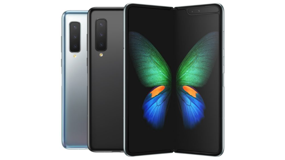 galaxy fold colour