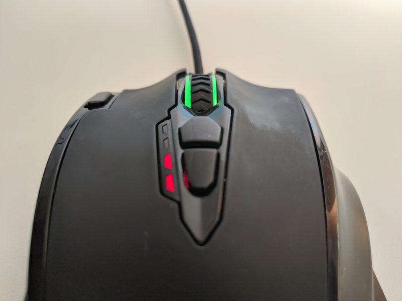 Redragon Impact – Recenzja myszy do gier MMO, którą kupicie w przystępnej cenie