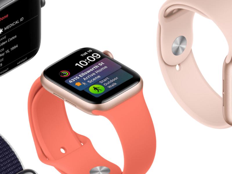 """""""Ten zegarek pokazuje czas… między innymi"""" – Apple Watch Series 5"""
