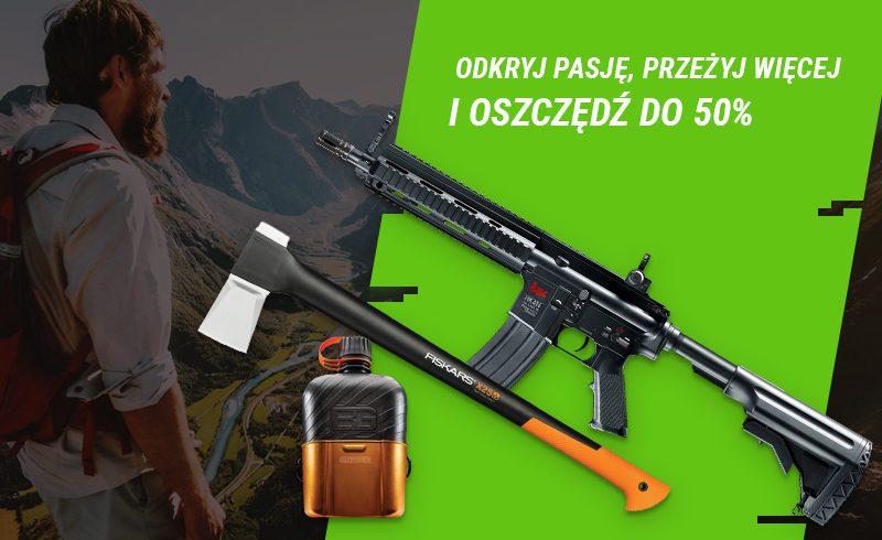 Odkryj pasję i przeżyj więcej z combat.pl