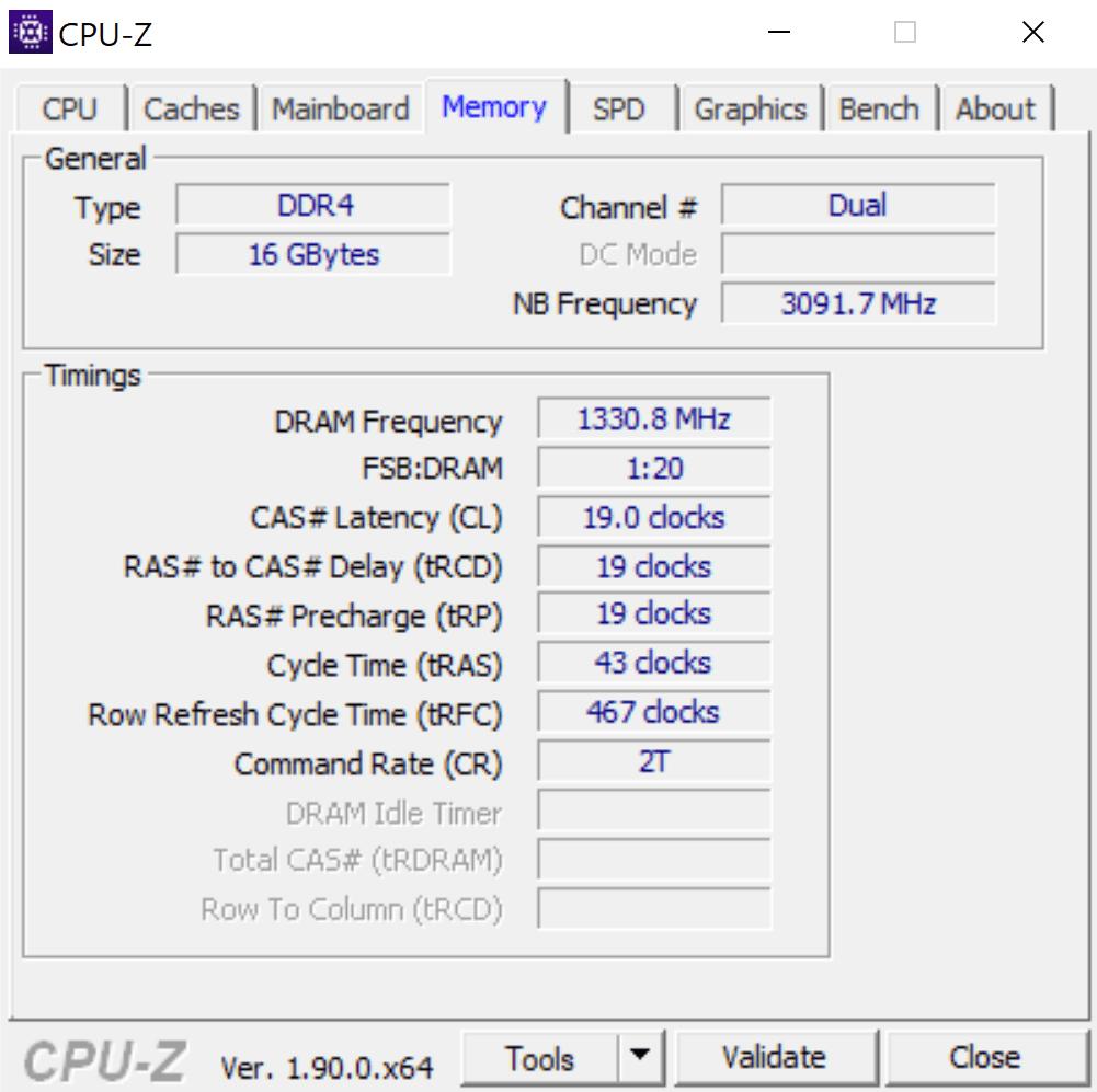 pamięć RAM xps 7590
