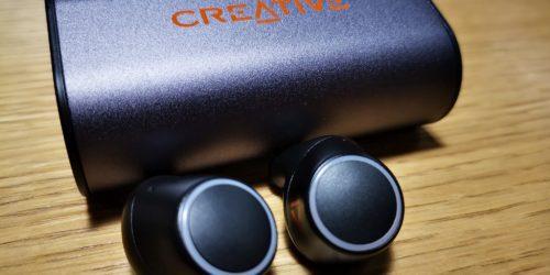 Creative Outlier Air Sports.  Recenzja słuchawek dla ludzi aktywnych