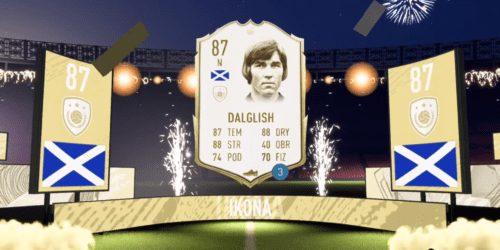 Ikony w FIFA 22. Którzy legendarni piłkarze dostaną swoje karty? Z kogo EA zrezygnuje? Czym są karty FUT Heroes Club?