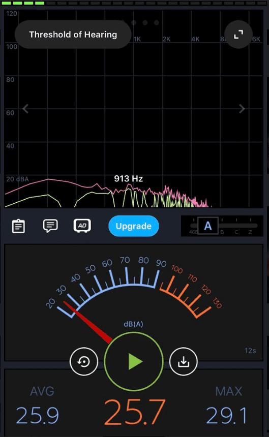 dell xps 15 w spoczynku hałas