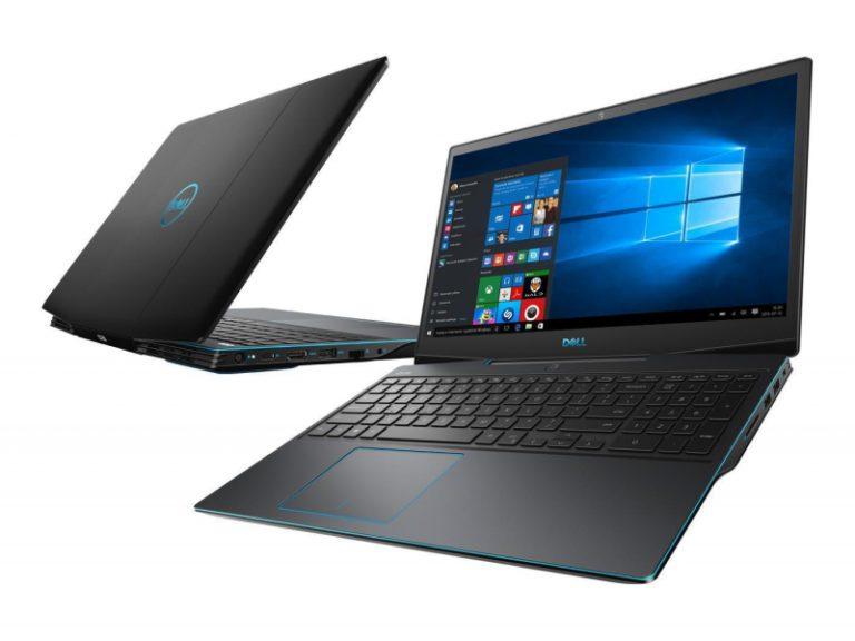 Dell Inspiron G3 i5-9300H/8GB/512/Win10 GTX1650