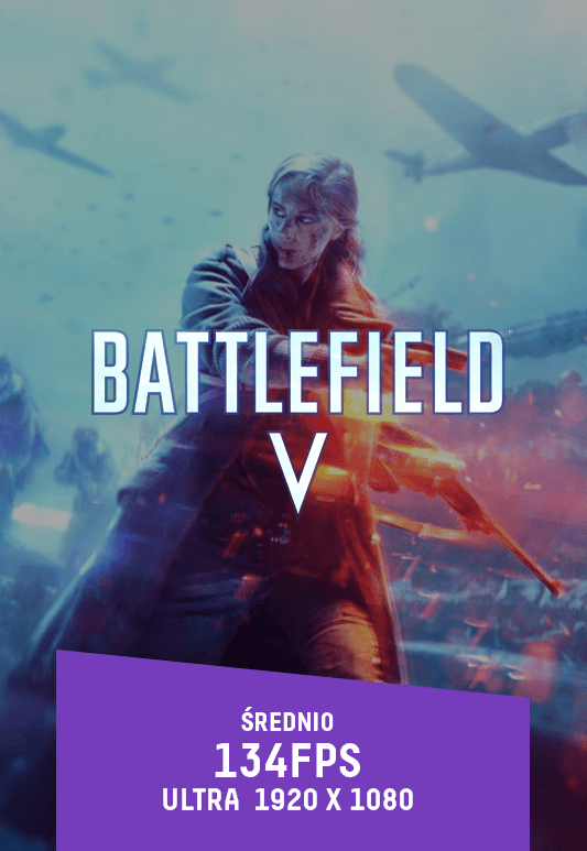 G4M3R 500 Selected Edition battlefield V