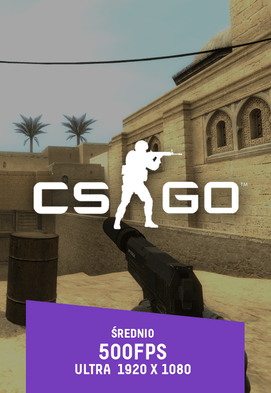 G4M3R 500 Selected Edition CS:GO