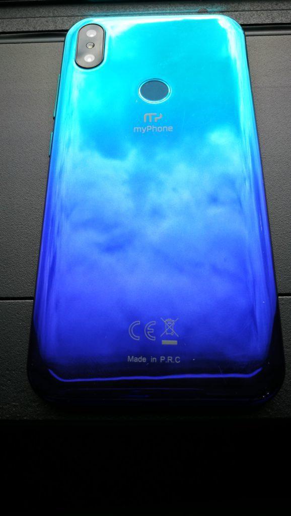 myphone pocket pro wygląd
