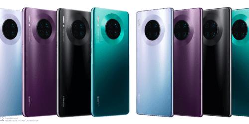 Czyżby to była finalna specyfikacja Huawei Mate 30 Pro?