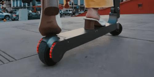 Hyundai ma swój pomysł na hulajnogę elektryczną. Energię będzie czerpała z samochodu