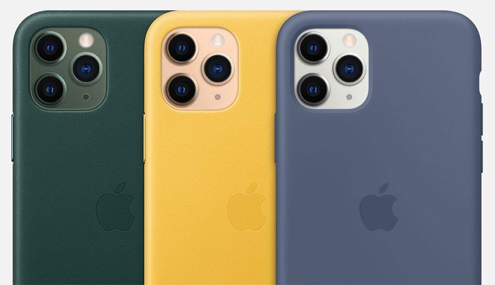 uPhone 11 Pro etui kolorowe