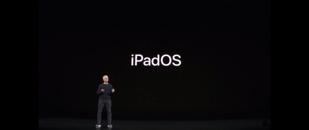iPad OS Konferencja Apple