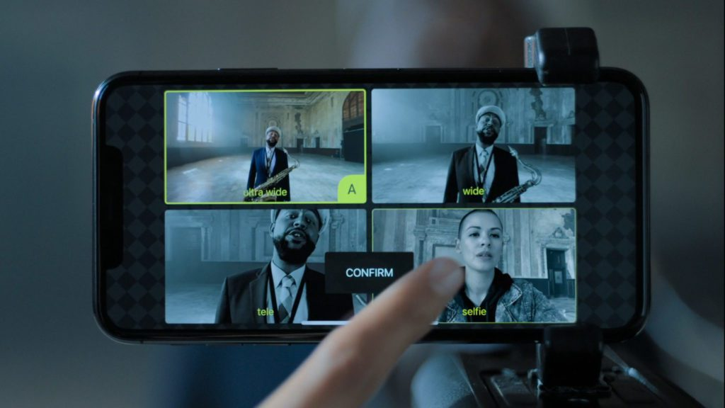 iPhone 11 Pro Filmic Pro