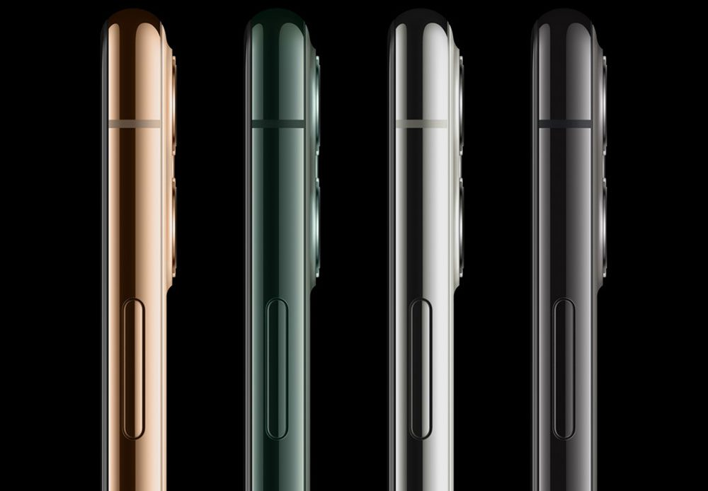 kolory iphone 11 pro