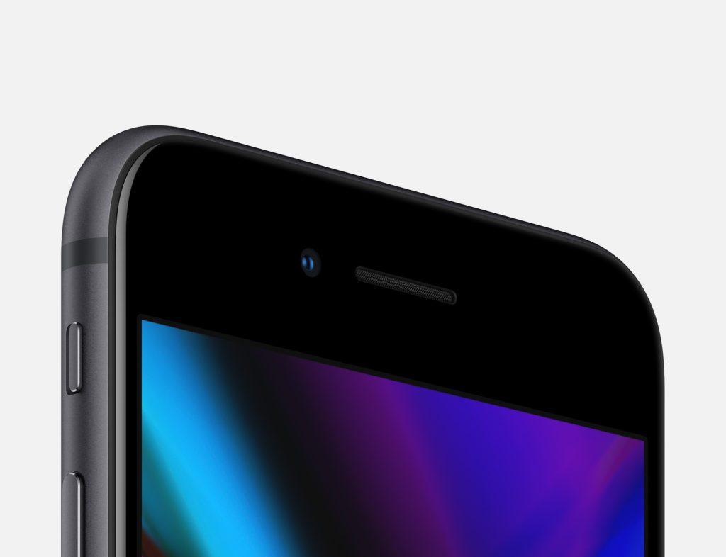 iphone 8 aparat