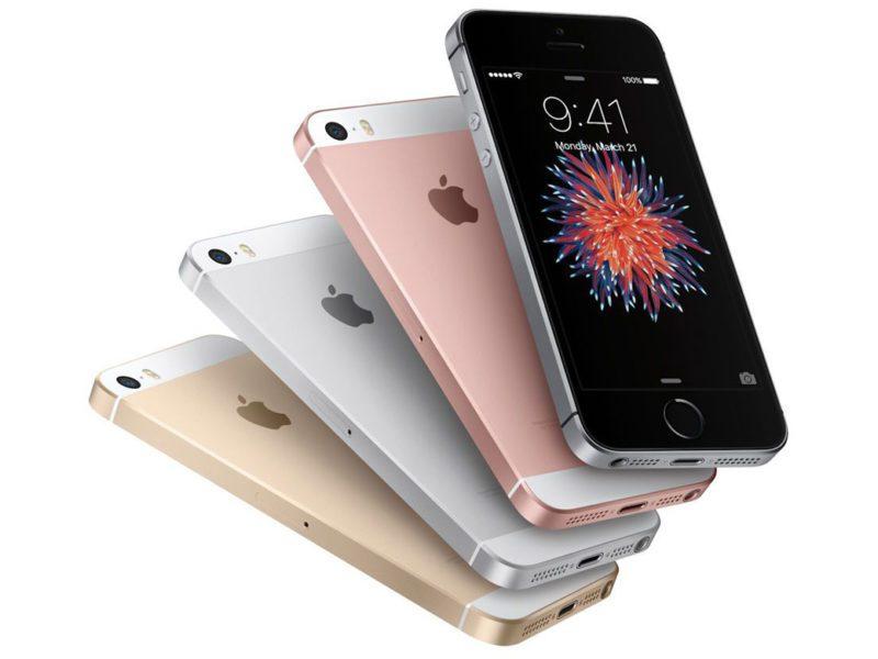 iPhone SE – sztuka kompromisu według Apple
