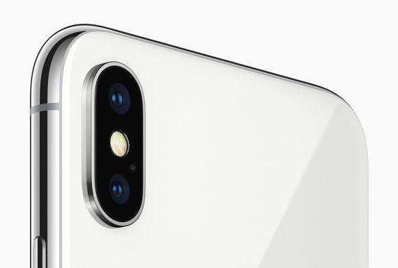 iphone x aparat