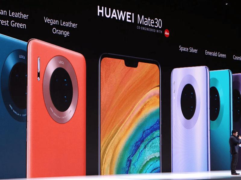 Huawei Mate 30 Pro | Mate 30 powoli zmierzają do Europy