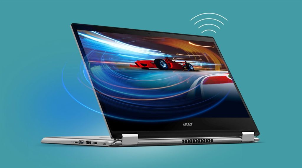 Acer Spin 1 N6000/8GB/256/W10 Dotyk