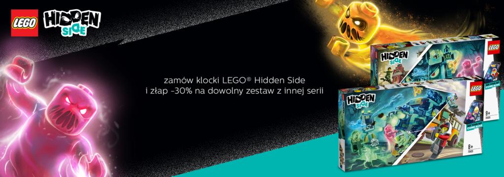 Lego Hidden Side promocja