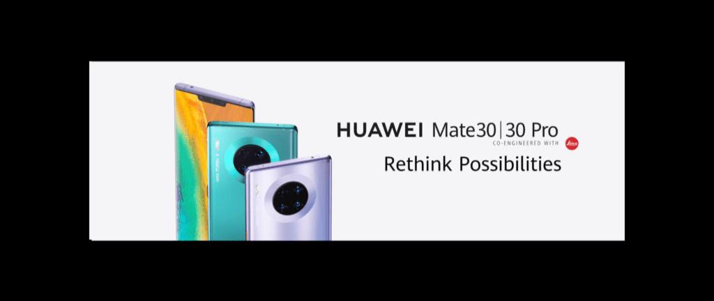 Huawei Mate 30 i Mate 30 Pro konferencja