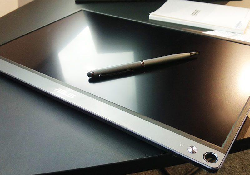 ASUS ZenScreen — recenzja ekranu od laptopa bez laptopa