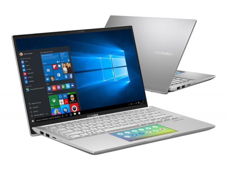 ASUS VivoBook S14 i5-8265U/8GB/512/Win10 Silver