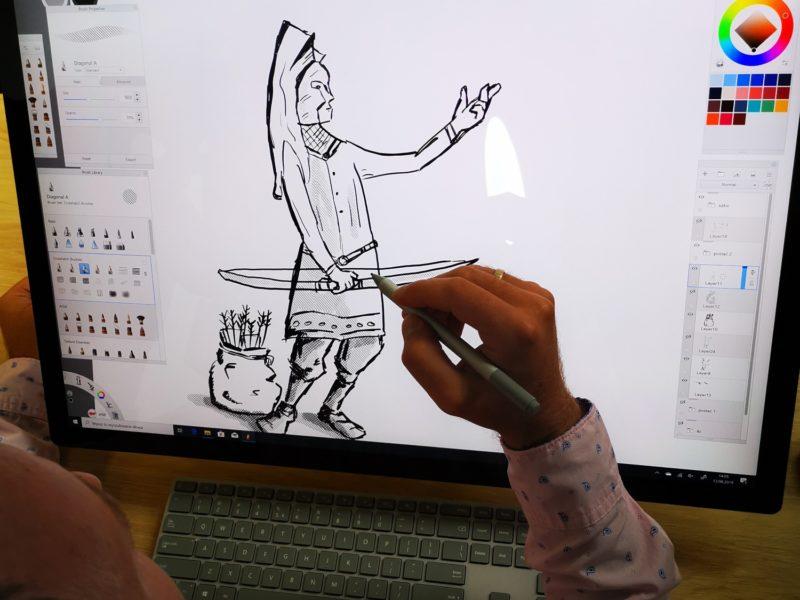 Kreatywność na bogato. Recenzja Microsoft Surface Studio 2