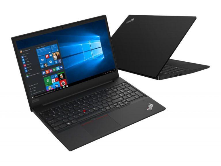 Lenovo ThinkPad E590 i5-8265U/8GB/256/Win10Pro