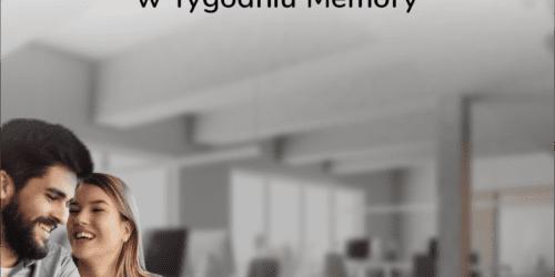 Tydzień memory w x-kom. Rabaty do -54% czekają