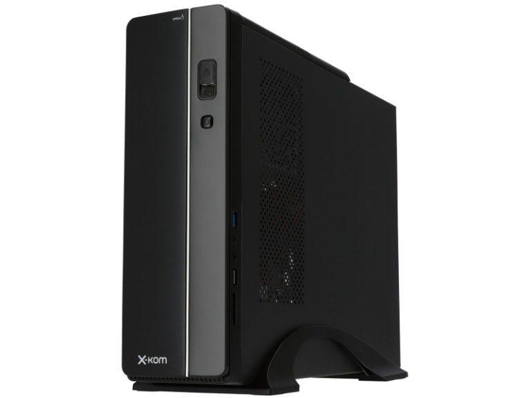 x-kom H&O 100 i3-9100F/8GB/240/W10X/GT1030