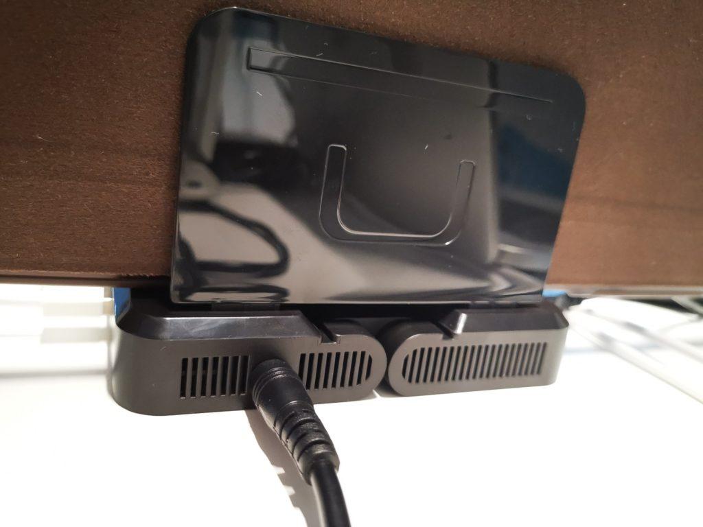 zasilanie stacji ładującej Unitek 8x USB