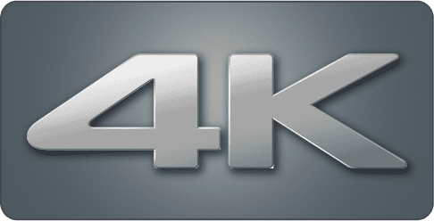 napis 4K