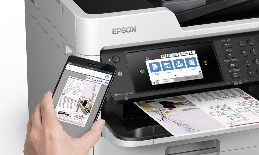 Drukowanie NFC Epson C11CG03401
