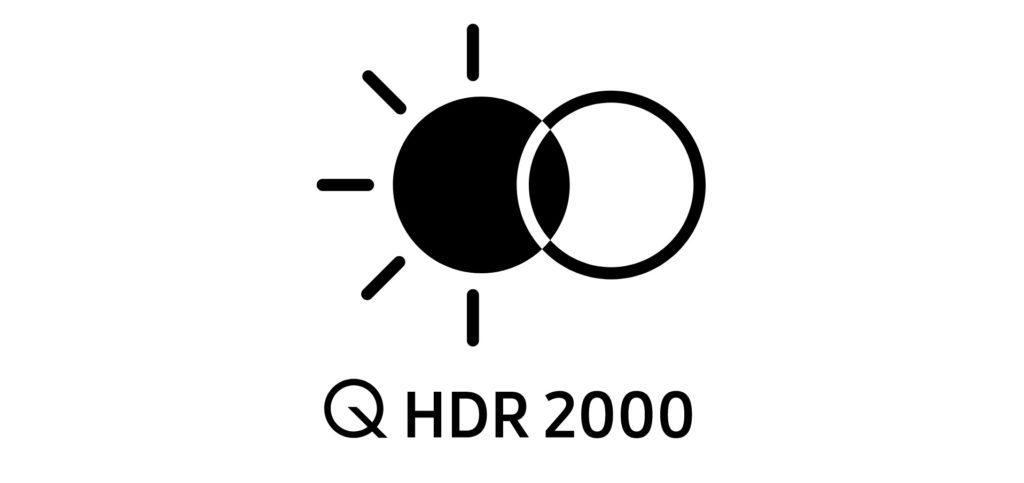 Q HDR 2000